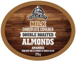 Farm Boy brand Milk Chocolate Almond Recall [Canada]