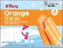 Tops & Meijer Frozen Confection Cream Bar Recall [US]