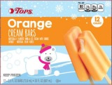 Tops & Meijer Frozen Confection Cream Bar Recall [US]