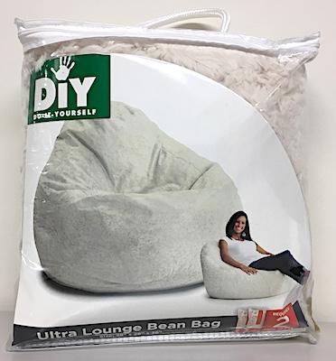 Brilliant Ultra Lounge Branded Bean Bag Chair Cover Recall Us Inzonedesignstudio Interior Chair Design Inzonedesignstudiocom