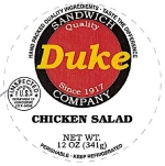 Duke Sandwich Company Chicken Salad Recall [US]