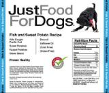 JustFoodForDogs brand Dog Food Recall [US]