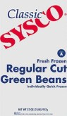 NFFC Frozen Green Bean & Mixed Vegetable Recall [US]
