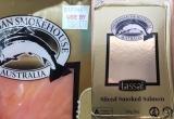 Tasmanian Smokehouse Australia Sliced Smoked Salmon Recall [Australia]