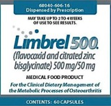 Primus Pharma Limbrel Medical Food Recall [US]