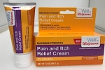 Walgreens Pain and Itch Relief Cream Recall [US]