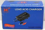 H brand Lead Acid Battery Charger Recall [EU]