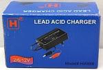 H brand Lead Acid Battery Charger Recall [EU]