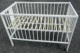 Klups Postylka brand Radek IX Children's Crib/Cot