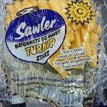 Sawler brand Turnip Stick Recall [Canada]