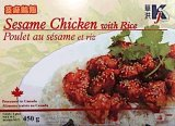 KJ branded Prepared Chicken Meal Recall [Canada]