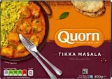 Quorn branded Tikka Masala Meal Recall [UK]