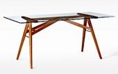 West Elm Jensen Rectangular Glass Table Recall [US]