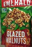 Emerald brand Glazed Walnut Recall [US]