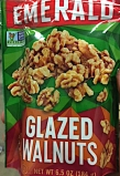 Emerald brand Glazed Walnut Recall [US]