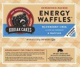 Kodiak Cakes Blueberry Chia Energy Waffle Recall [US]