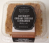 Schwartz Brothers Cinnamon Roll Recall [US]