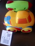 Pojazd metalowy z napedem branded Toy Cars for Children Recall [EU]