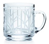 Tiffany & Co. Wheat Leaf Crystal Mug Recall [Australia]