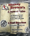 Mickey Brown's A Taste of Cajun 3 Beef Burrito Recall [US]