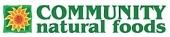 Community Natural Foods Logo