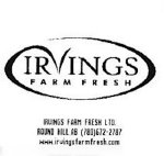 Irvings Farm Fresh branded Pork Product Recall [Canada]