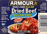 Armour branded Dried Beef Recall [US]