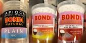 Sweet Bondi Tapioca Coconut Milk Pudding Recall [Australia]