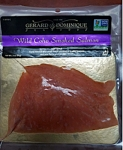 Gerard & Dominique branded Salmon Lox Recall [US]