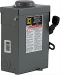 Schneider Electric Square D Safety Switch Recall [US]