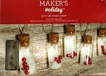 "Jo-Ann Stores LLC, a Hudson, Ohio establishment recalls an estimated 3,000 sets of Maker's Holiday branded String Light Sets due to suspected component breakage and  and consequential risk of laceration, ingestion and GI tract laceration damage, all serious health hazards. CPSC: http://ht.ly/Mhp630jQVvH  Direct link: https://www.cpsc.gov/Recalls/2018/JoAnn-Stores-Recalls-Light-Sets-Due-to-Laceration-Hazard  Jo-Ann Stores Maker's Holiday branded String Light Set Recall [US]  Additional information: The US Consumer Product Safety Commission (""CPSC"") reports this recall involves Jo-Ann's battery-operated Maker's Holiday branded 10-count LED String Light Sets"