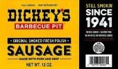 Carl's, Dickey's, Eddy & Lowe's Smoked Sausage Recall [US]
