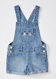 Target branded Girls' Denim Shortalls Recall [Australia]