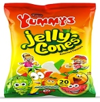 Tees Sweetworld branded Yummy Jelly Cone Recall [UK]