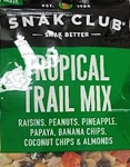 Snak Club branded Tropical Trail Mix Recall [US]