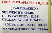 Golden Intl. Stolen Tilapia Fish Warning [US]