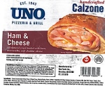 Uno Pizzeria & Grill Ham & Cheese Calzone Recall [US]