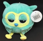 Q Sweety Owl Plush Children's Toy Recall [Canada]