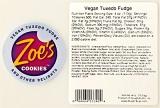 Zoe's Vegan Tuxedo Fudge Cookie Recall [US]