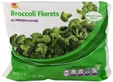 Stop & Shop branded Frozen Broccoli Recall [US]