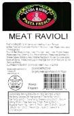 Venda Ravioli Meat Ravioli Recall [US]