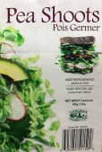 Evergreen Herbs branded Pea Shoot Recall [Canada]