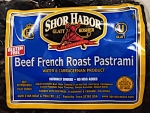Aaron's and Shor Habor Pastrami Recall [US]