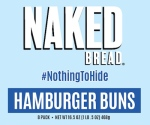 Naked Bread branded Hamburger Bun Recall [US]