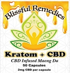Blissful Remedies branded Kratom Powder Recall [US]