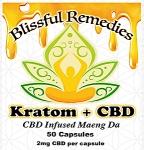 Blissful Remedies branded Kratom Powder Recall [US]