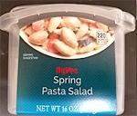 Hy-Vee branded Spring Pasta Salad Recall [US]