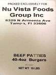 Ottomanelli Wholesale Meats Ground Beef Recall [US]