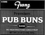 Seattle Sourdough & Franz Premium Pub Bun Recall [US]