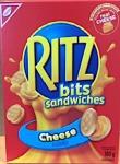 Christie branded Ritz Bits Sandwich Recall [Canada]